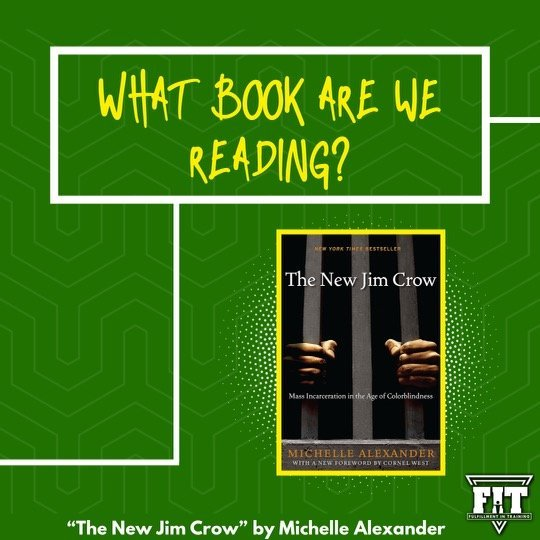 Book Club The New Jim Crow